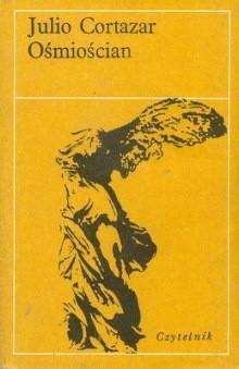 Okładka książki Ośmiościan