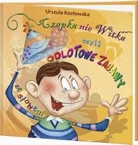 Okładka książki Czapka nie Witka czyli odlotowe zabawy słowem