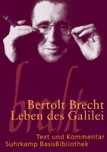 Okładka książki Leben des Galilei