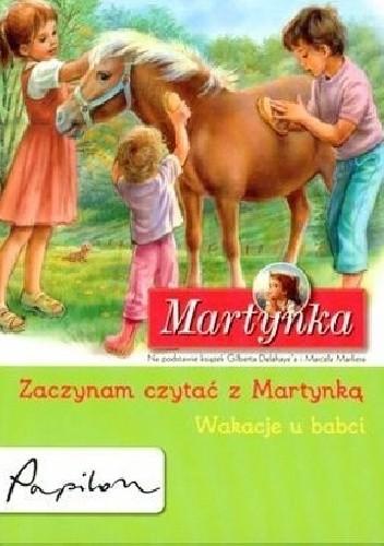Okładka książki Wakacje u babci