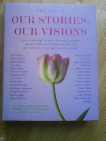 Okładka książki Our Stories Our Visions