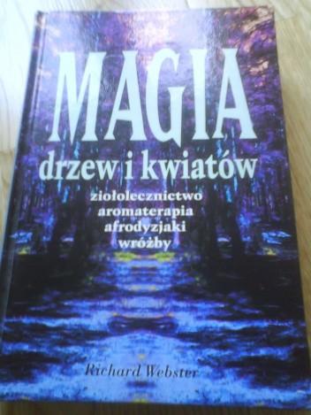 Okładka książki Magia Drzew i Kwiatów