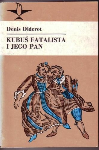 Okładka książki Kubuś Fatalista i jego pan