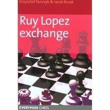 Okładka książki Ruy Lopez Exchange