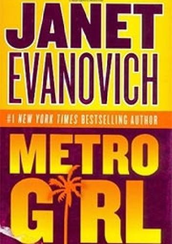 Okładka książki Metro girl