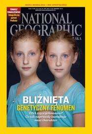 Okładka książki National Geographic 03/2012 (150)