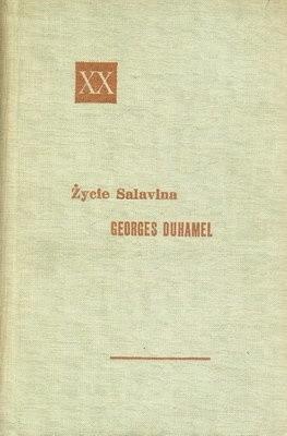 Okładka książki Życie Salavina