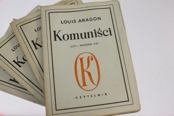 Okładka książki Komuniści