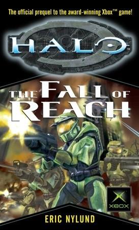 Okładka książki Halo:  The Fall of Reach