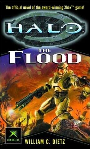 Okładka książki Halo: The Flood