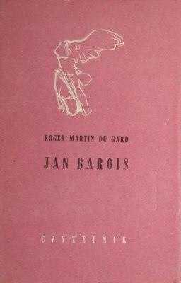 Okładka książki Jan Barois