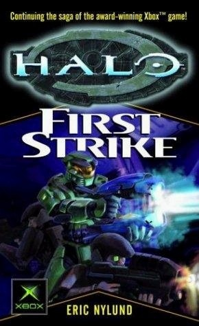 Okładka książki Halo: First Strike