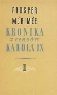 Okładka książki Kronika z czasów Karola IX