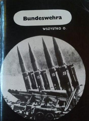 Okładka książki Bundeswehra