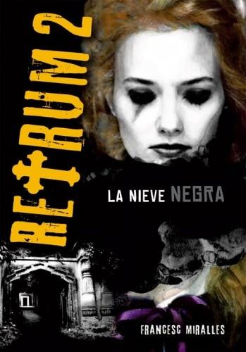 Okładka książki La nieve negra