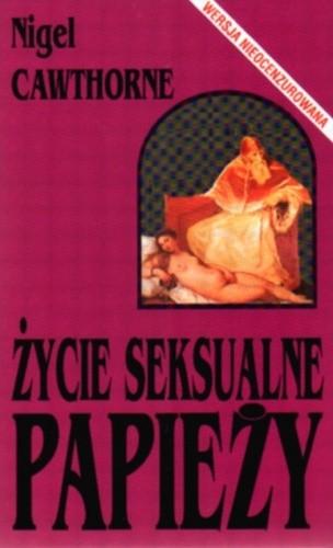 Okładka książki Życie seksualne papieży