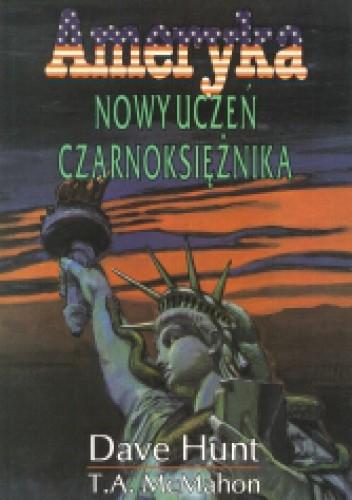 Okładka książki Ameryka. Nowy uczeń czarnoksiężnika