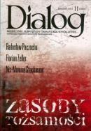 Okładka książki Dialog, nr 11 (660) / listopad 2011. Zasoby tożsamości