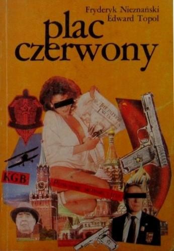 Okładka książki Plac Czerwony