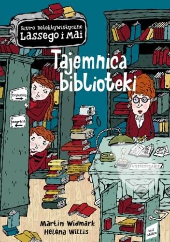 Okładka książki Tajemnica biblioteki