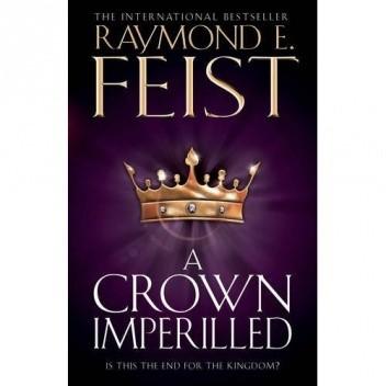 Okładka książki A Crown Imperilled