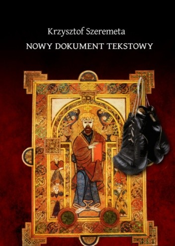 Okładka książki Nowy dokument tekstowy