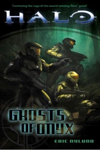 Okładka książki Halo: Ghosts of Onyx