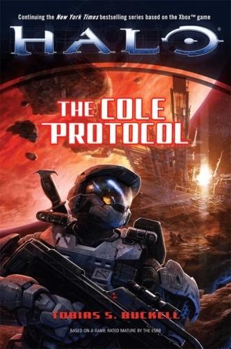 Okładka książki Halo: The Cole Protocol