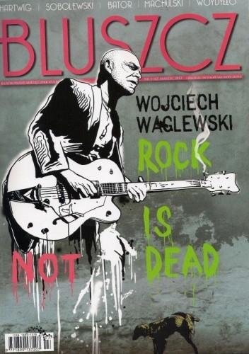 Okładka książki Bluszcz, nr 3 (42) / marzec 2012