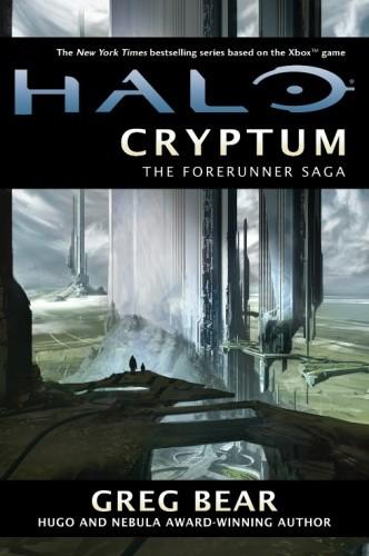 Okładka książki Halo: Cryptum