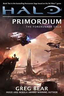 Okładka książki Halo: Primordium