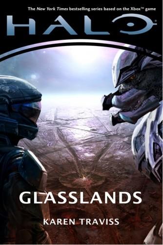 Okładka książki Halo: Glasslands
