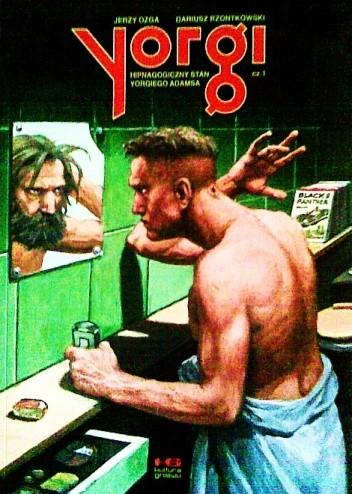 Okładka książki Yorgi #1: Hipnagogiczny stan Yorgiego Adamsa