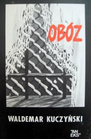 Okładka książki Obóz