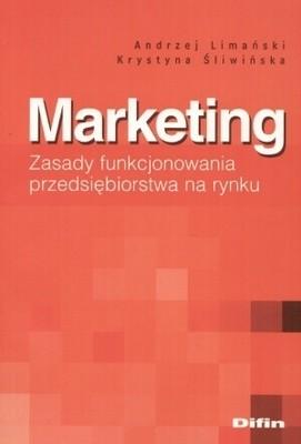 Okładka książki Marketing. Zasady funkcjonowania przedsiębiorstwa na rynku