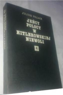 Okładka książki Jeńcy polscy w hitlerowskiej Niewoli
