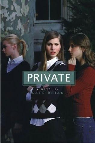 Okładka książki Private