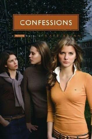 Okładka książki Confessions