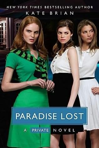 Okładka książki Paradise Lost