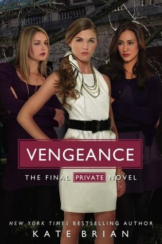 Okładka książki Vengeance