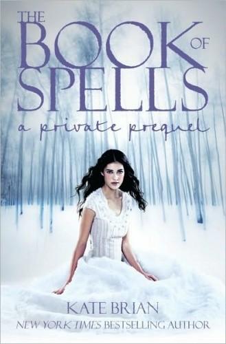 Okładka książki The Book of Spells