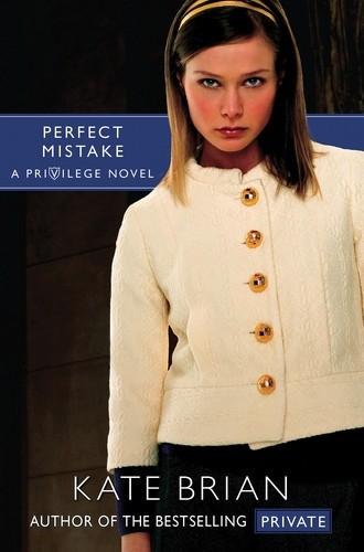 Okładka książki Perfect Mistake