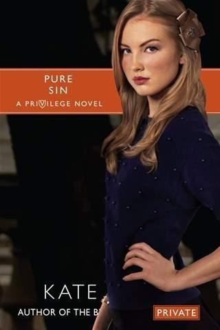 Okładka książki Pure Sin