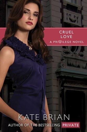 Okładka książki Cruel Love