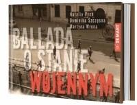 Okładka książki Ballada o stanie wojennym