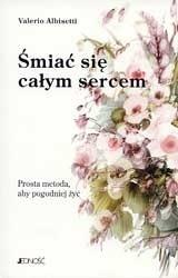 Okładka książki Śmiać się całym sercem