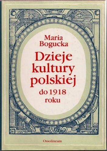 Okładka książki Dzieje kultury polskiej do 1918 roku