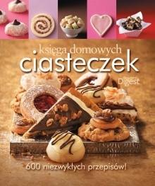 Okładka książki Księga domowych ciasteczek