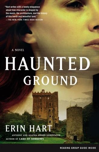 Okładka książki Haunted Ground