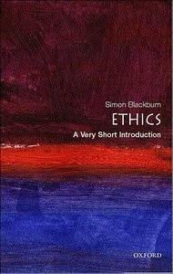 Okładka książki Ethics: A Very Short Introduction